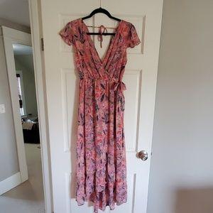 NWT beautiful floral dress.